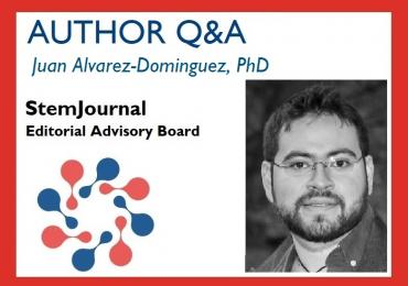 Q&A with author of first poster report in StemJournal (open access forum for stem cell research)