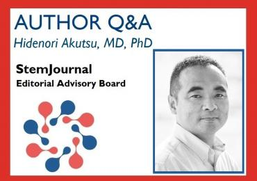 Author and researcher Hidenori Akutsu answers questions about the first research article in StemJournal (open access forum for stem cell research)