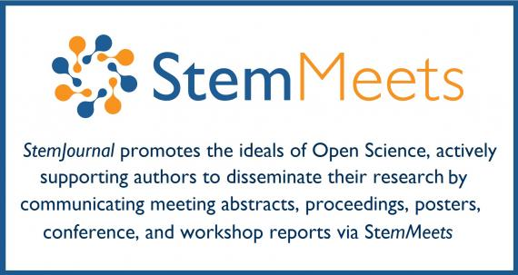 StemMeets on StemJournal Website (for stem cell researchers)